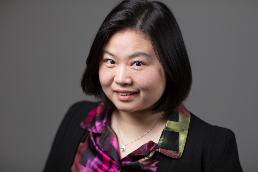 Portrait Jianmei Xiang