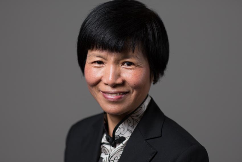 Portrait Xiaoxia Zhou