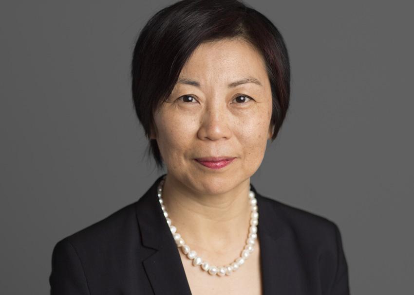 Portrait Qi Zhu–Ammann